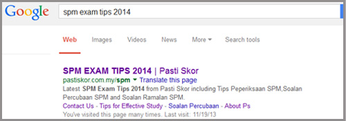 searchspmexamtips