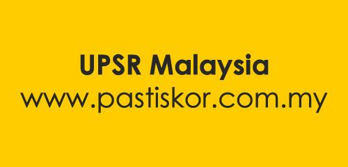 UPSR ( Ujian Penilaian Sekolah Rendah ) Malaysia merupakan peperiksaan
