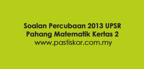 You can download Matematik Papers from the link below.